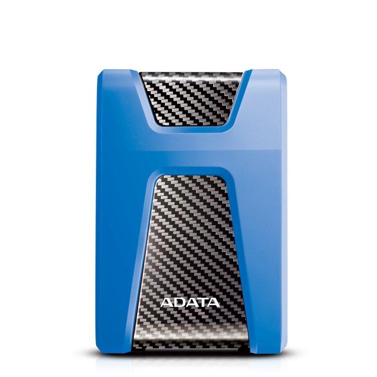 A-Data HDD HD650, 1TB, USB 3.2 (AHD650-1TU31-CBL), Blue AHD650-1TU31-CBL