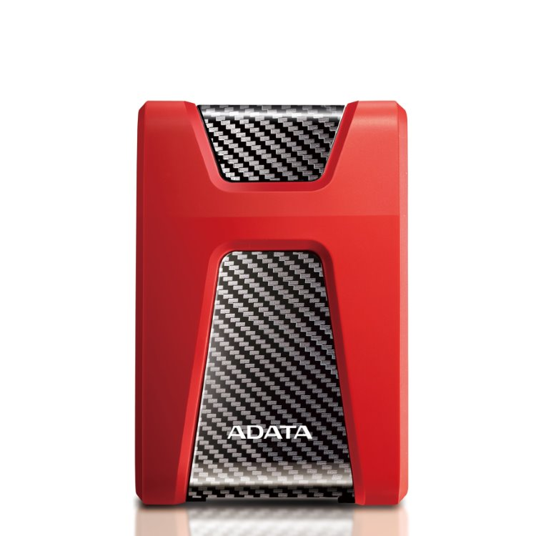 A-Data HDD HD650, 2TB, USB 3.2 (AHD650-2TU31-CRD), Red AHD650-2TU31-CRD