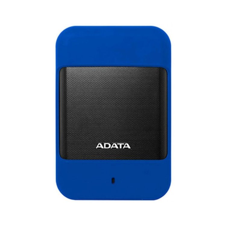A-Data HDD HD700, 2TB, USB 3.2 (AHD700-2TU31-CBL), Blue AHD700-2TU31-CBL