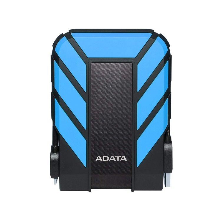 A-Data HDD HD710P Pro, 2TB, USB 3.2 (AHD710P-2TU31-CBL), Blue