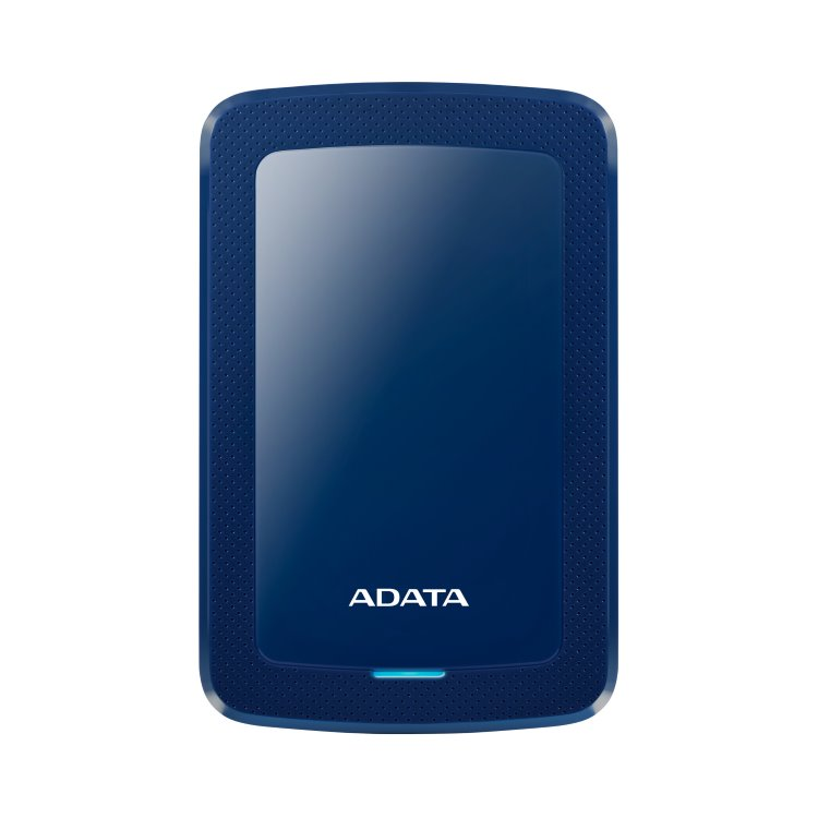 A-Data HDD HV300, 1TB, USB 3.2 (AHV300-1TU31-CBL), Blue