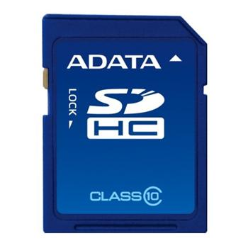 A-DATA SDHC 32GB | Class 4 (ASDH32GCL4-R) - OPENBOX (rozbalený tovar s plnou zárukou)