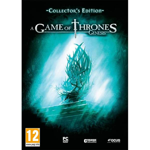 A Game of Thrones: Genesis (Collector's Edition) PC