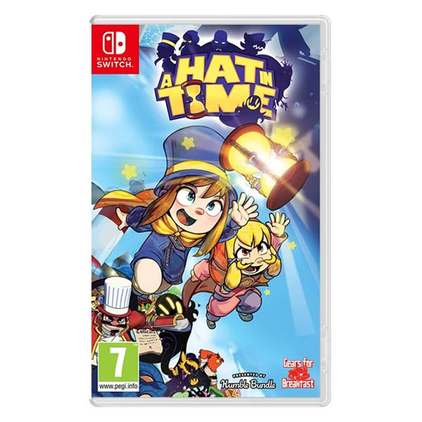 A Hat in Time NSW