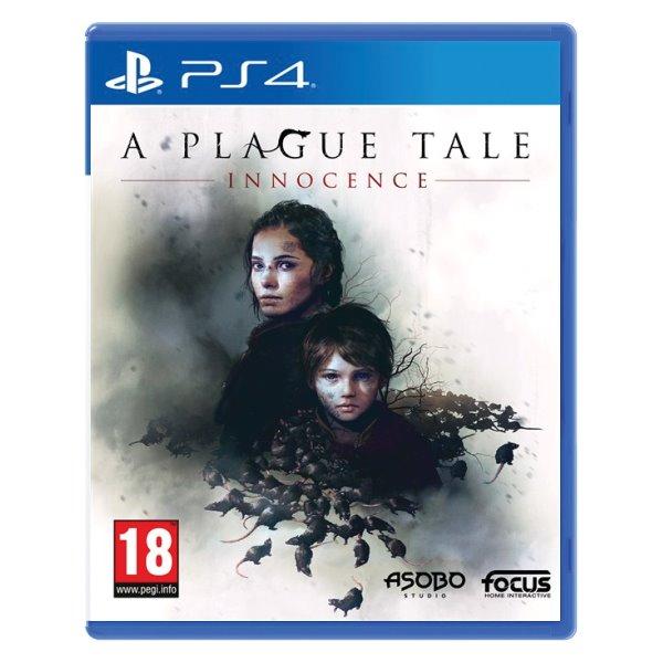 A Plague Tale: Innocence CZ [PS4] - BAZÁR (použitý tovar)