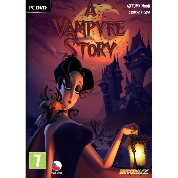 A Vampyre Story CZ
