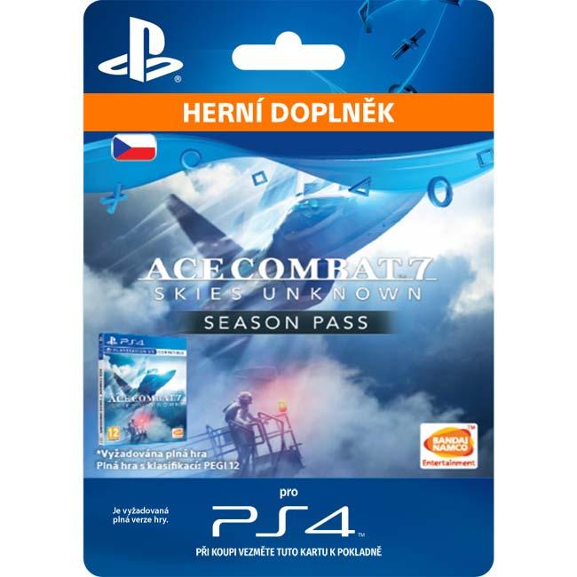 Ace Combat 7: Skies Unknown (CZ Season Pass)