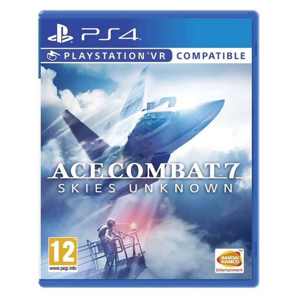 Ace Combat 7: Skies Unknown [PS4] - BAZÁR (použitý tovar)