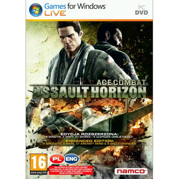 Ace Combat: Assault Horizon (Enhanced Edition) PC