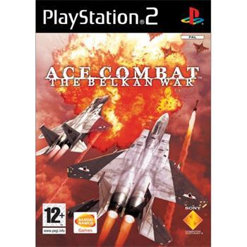Ace Combat: The Belkan War [PS2] - BAZÁR (použitý tovar)