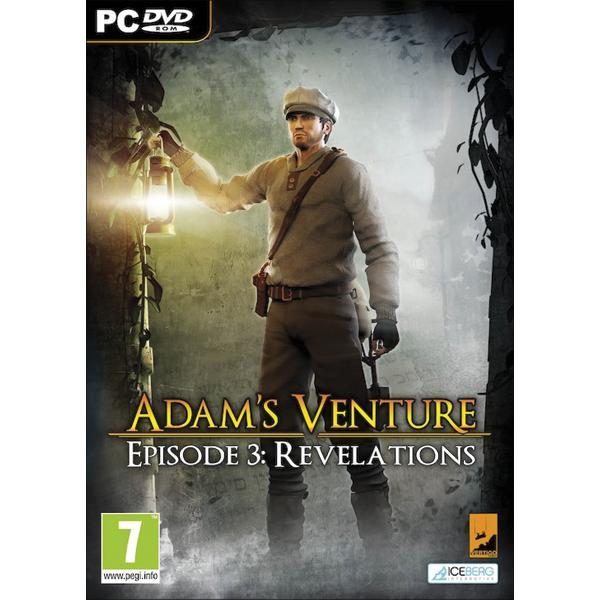 Adam's Venture Episode 3: Revelations