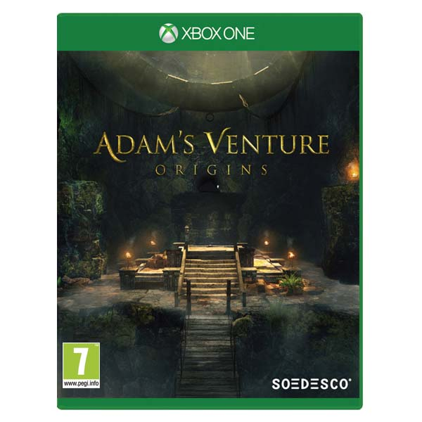 Adam's Venture Origins XBOX ONE