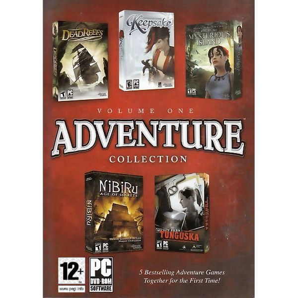 Adventure Collection volume one