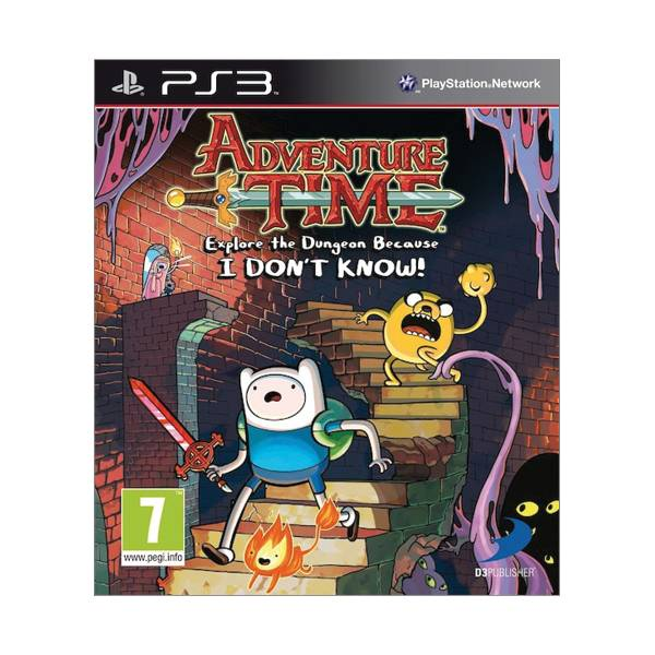 Adventure Time: Explore the Dungeon Because I Don�t Know
