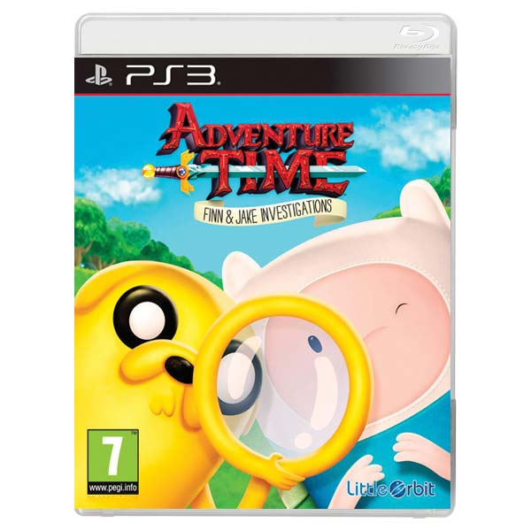 Adventure Time: Finn and Jake Investigations PS3