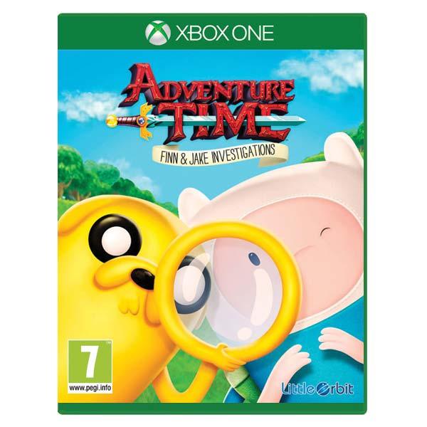 Adventure Time: Finn and Jake Investigations [XBOX ONE] - BAZÁR (použitý tovar)