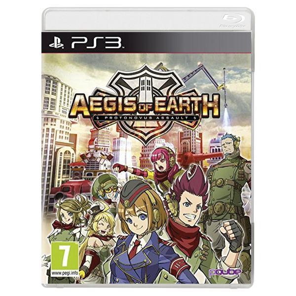 Aegis of Earth: Protonovous Assault