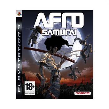 Afro Samurai [PS3] - BAZÁR (použitý tovar)