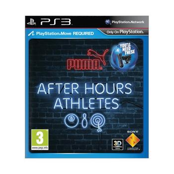 After Hours Athletes [PS3] - BAZ�R (pou�it� tovar)