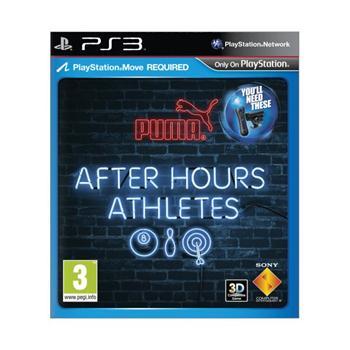 After Hours Athletes [PS3] - BAZÁR (použitý tovar)