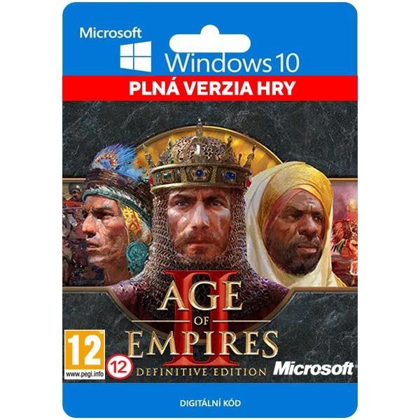 Age of Empires 2 (Definitive Edition) [MS Store]