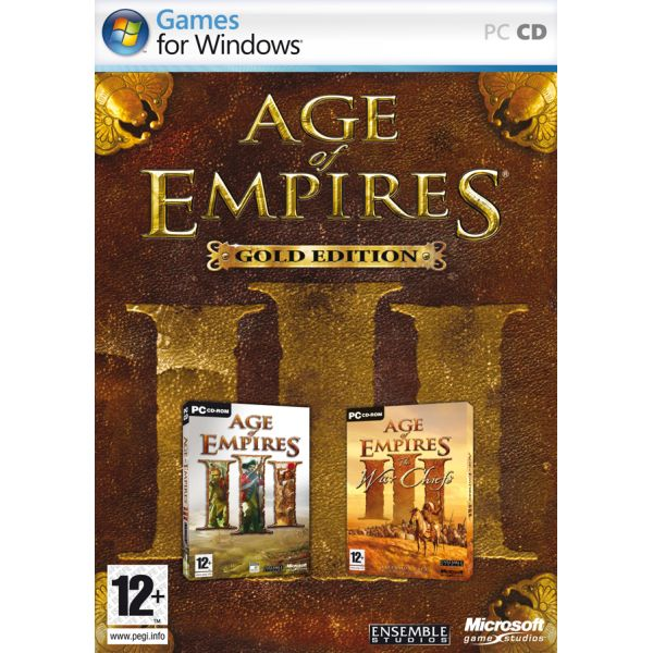 Age of Empires 3 (Gold Edition)