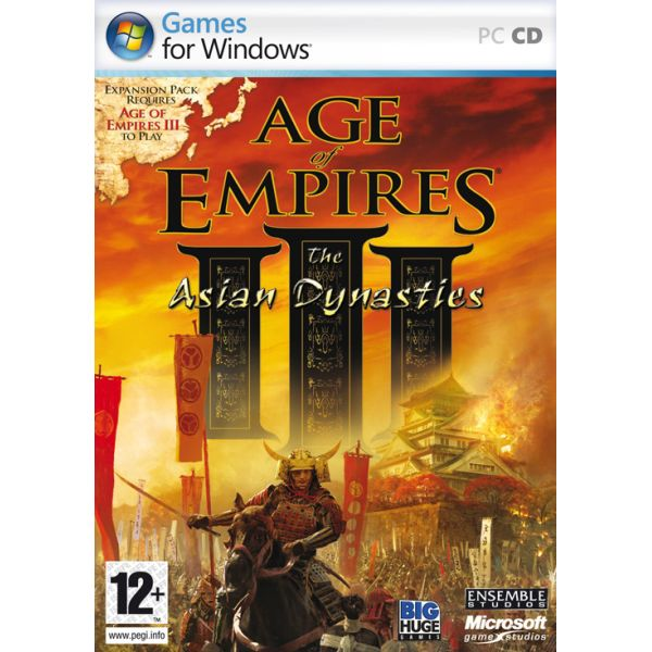 Age of Empires 3: The Asian Dynasties PC