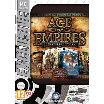 Age of Empires Zberate�sk� vydanie (Exclusive)
