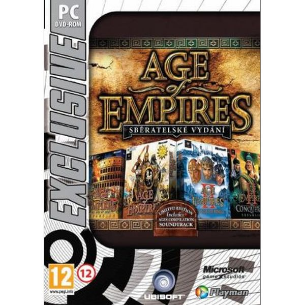 Age of Empires (Zberate�sk� vydanie)