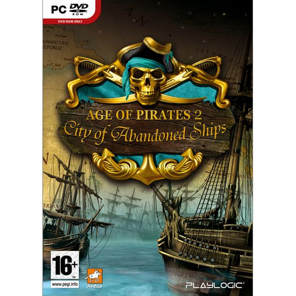 Age of Pirates 2: City od Abandoned Ships