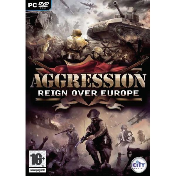 Aggression: Reign Over Europe