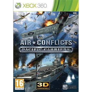 Air Conflicts: Pacific Carriers [XBOX 360] - BAZÁR (použitý tovar)