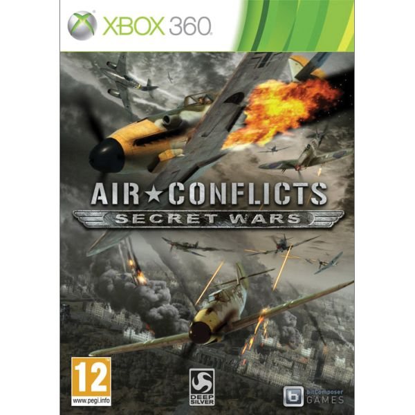 Air Conflicts: Secret Wars XBOX 360