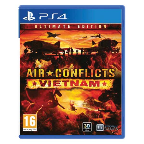 Air Conflicts: Vietnam (Ultimate Edition) PS4