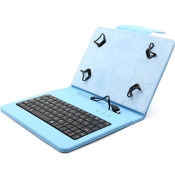 Akcia - Puzdro FlexGrip s klávesnicou pre Asus ZenPad 8.0 - Z380KL, Blue