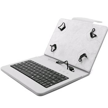 Akcia - Puzdro FlexGrip s klávesnicou pre Samsung Galaxy Tab S2 8.0 - T710/T715, Gray