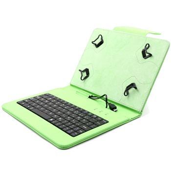 Akcia - Puzdro FlexGrip s klávesnicou pre Samsung Galaxy Tab S2 8.0 - T710/T715, Green
