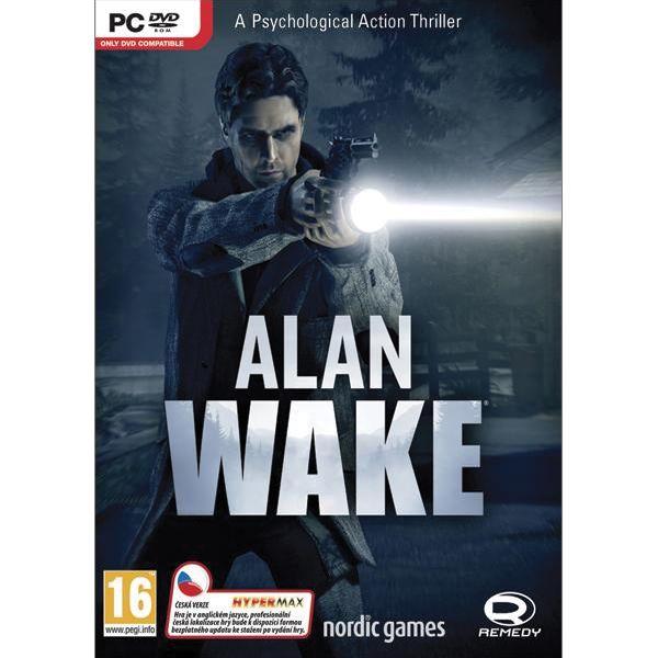 Alan Wake CZ