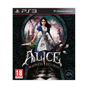 Alice: Madness Returns [PS3] - BAZ�R (pou�it� tovar)
