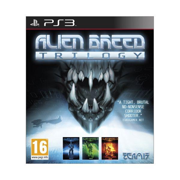 Alien Breed Trilogy PS3