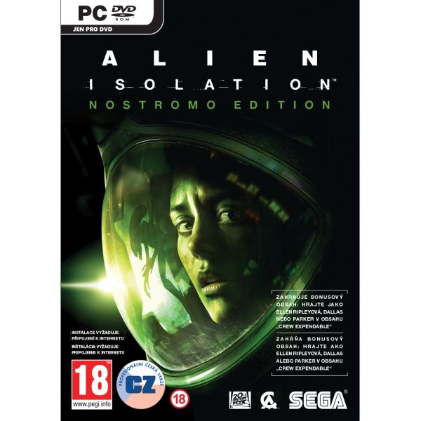 Alien: Isolation CZ (Nostromo Edition)