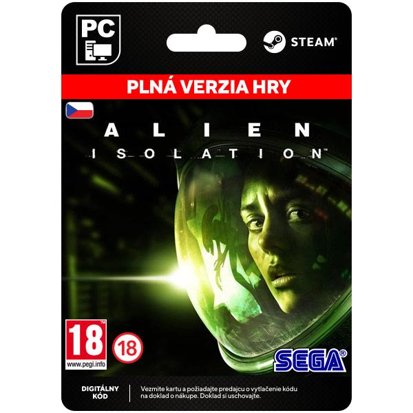 Alien: Isolation CZ [Steam]