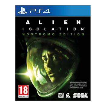 Alien: Isolation (Nostromo Edition) [PS4] - BAZÁR (použitý tovar)