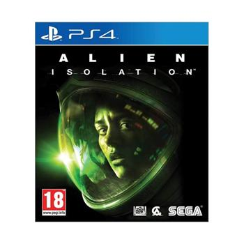 Alien: Isolation [PS4] - BAZ�R (pou�it� tovar)