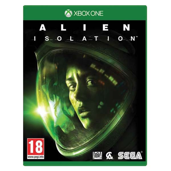 Alien: Isolation [XBOX ONE] - BAZÁR (použitý tovar)