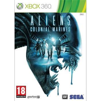 Aliens: Colonial Marines [XBOX 360] - BAZÁR (použitý tovar)