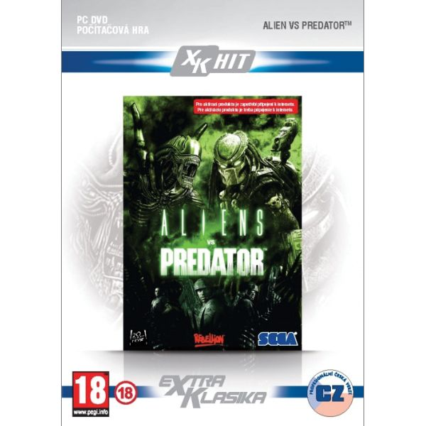 Aliens vs. Predator PC CD-key