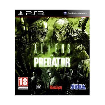 Aliens vs. Predator PS3 - BAZÁR (použitý tovar)