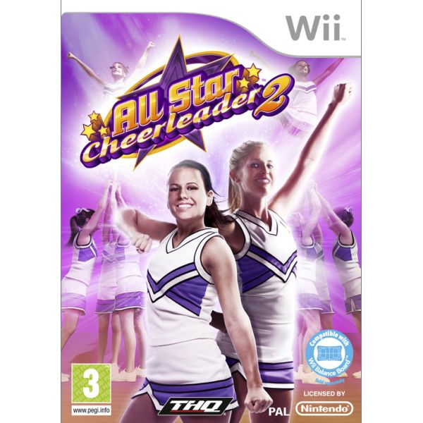 All Star Cheerleader 2 Wii