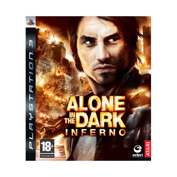 Alone in the Dark: Inferno [PS3] - BAZ�R (pou�it� tovar)
